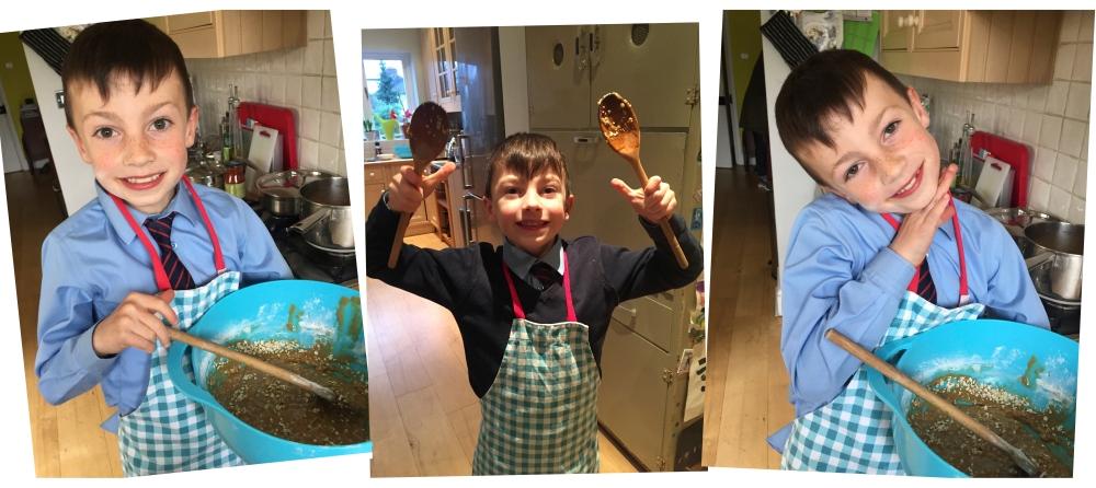 bailey-baking-cookies
