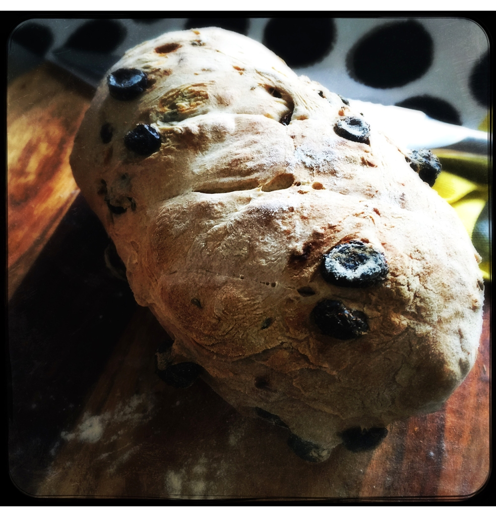 raisin-fennel-bread